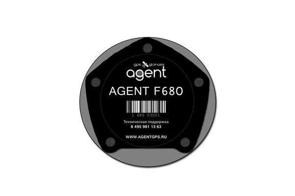 Датчик уровня топлива AGENT 680F